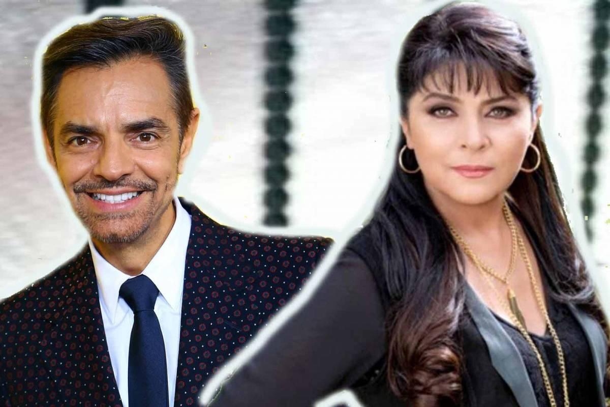 Victoria Ruffo vuelve a atacar Eugenio Derbez