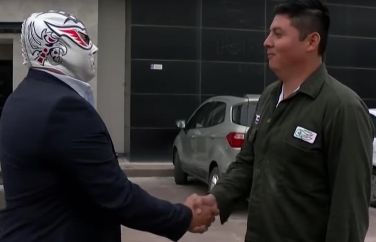 Luchadores Gasolineros Despachadores Silver King Debutarán