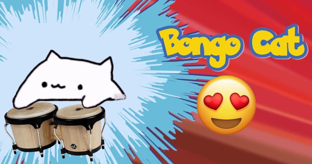 10 mejores videos de Bongo Cat para ya clausurar el Internet