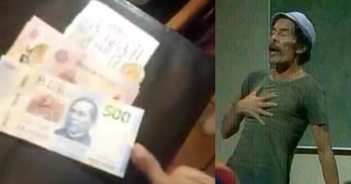 Confunde Billete 500 Pesos Lo Deja Como Propina, Deja Propina De 500 Pesos, Propina, Nuevo Billete 500 Pesos, 20 Pesos, Billetes