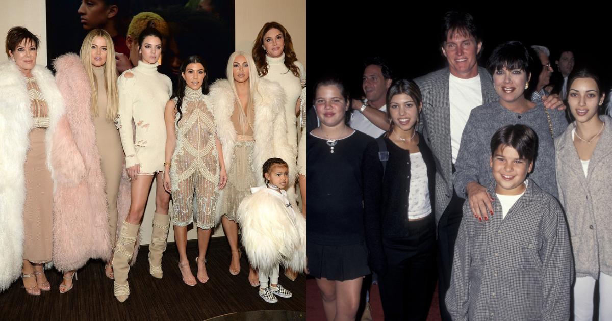 Cambio De Las Kardashian Gracias A La Cirugia Plastica, Familia Kardashian Antes Después, Cirugia Plastica, Kim Kardashian, Khloe Kardashian, Kourtney Kardashian