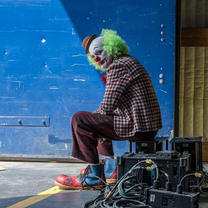 Joaquín Phoenix aparece en escena filtrada The joker