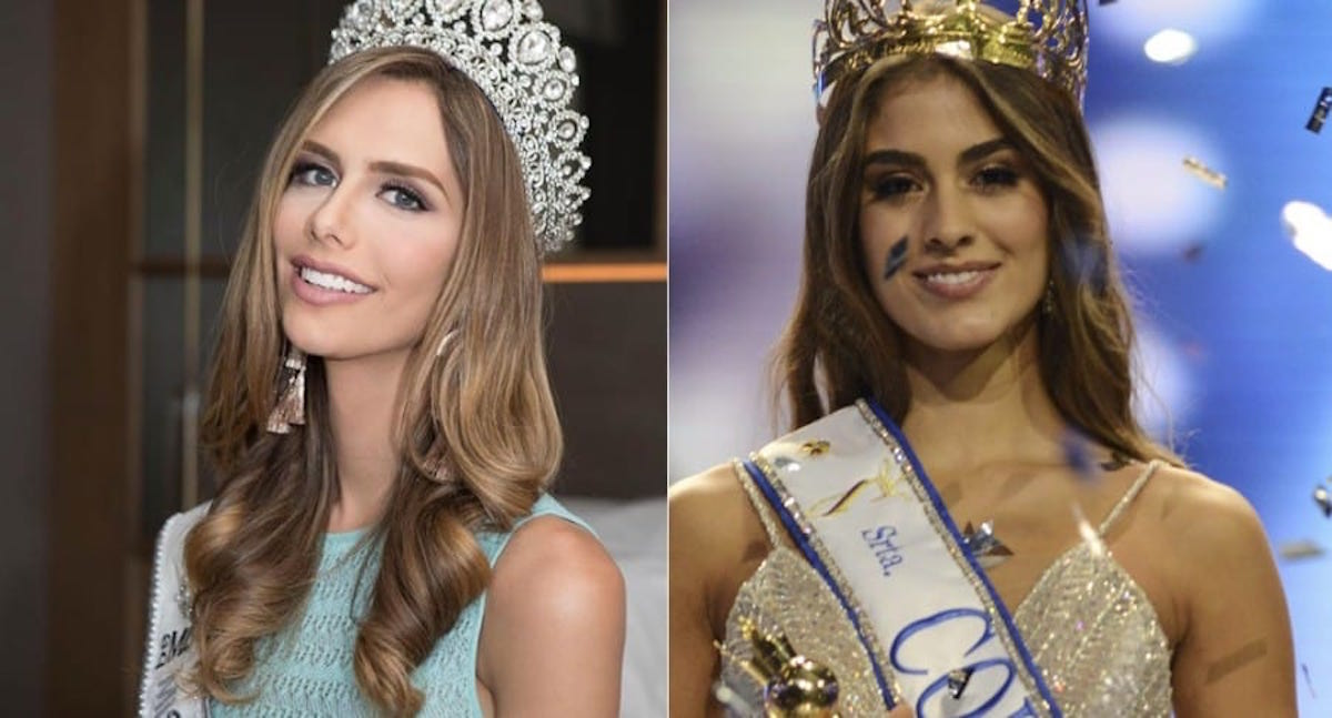 Reina Belleza Transexual Responde Críticas Miss Colombia