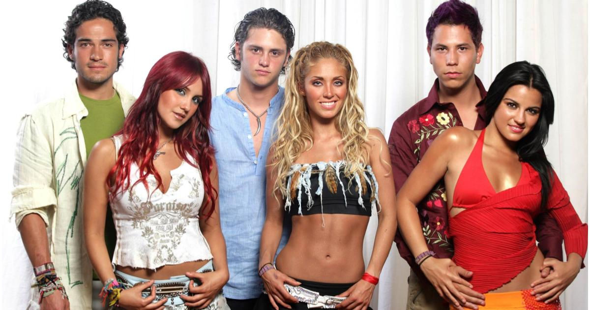 Trailer documental de RBD para que vuelvas a ser adolescente
