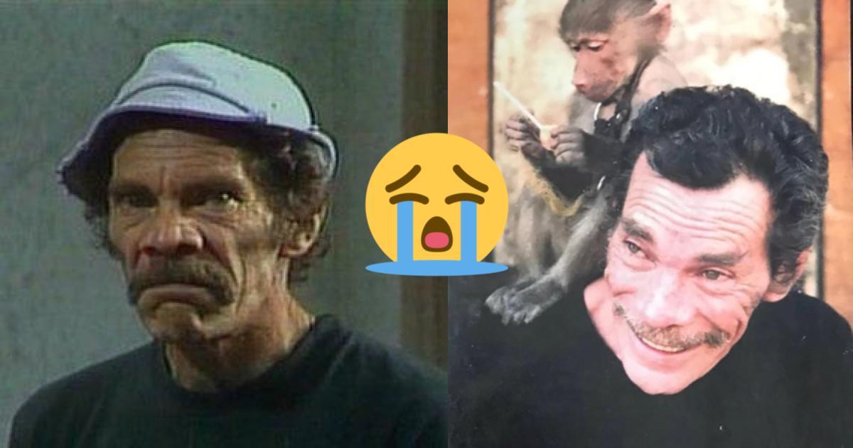 Así fueron los últimos tristes años de Ramón Valdés :(