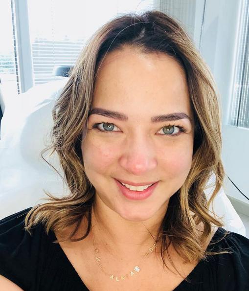 Por qué Adamari López está en el Hospital