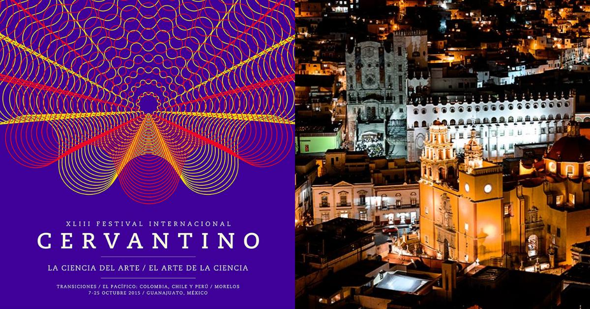 Carteles Festival Internacional Cervantino, Festival Internacional Cervantino, Cartel De Memoria, FIC, Festival Internacional Cervantino 2018, Cervantino Carteles