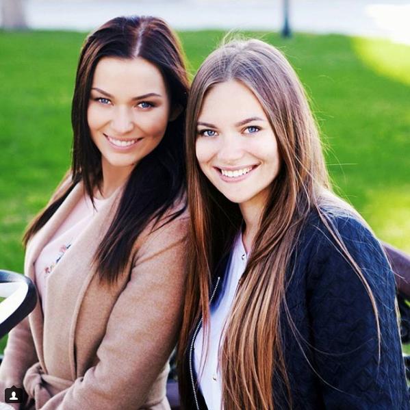 La hermana gemela de Irina Bavea