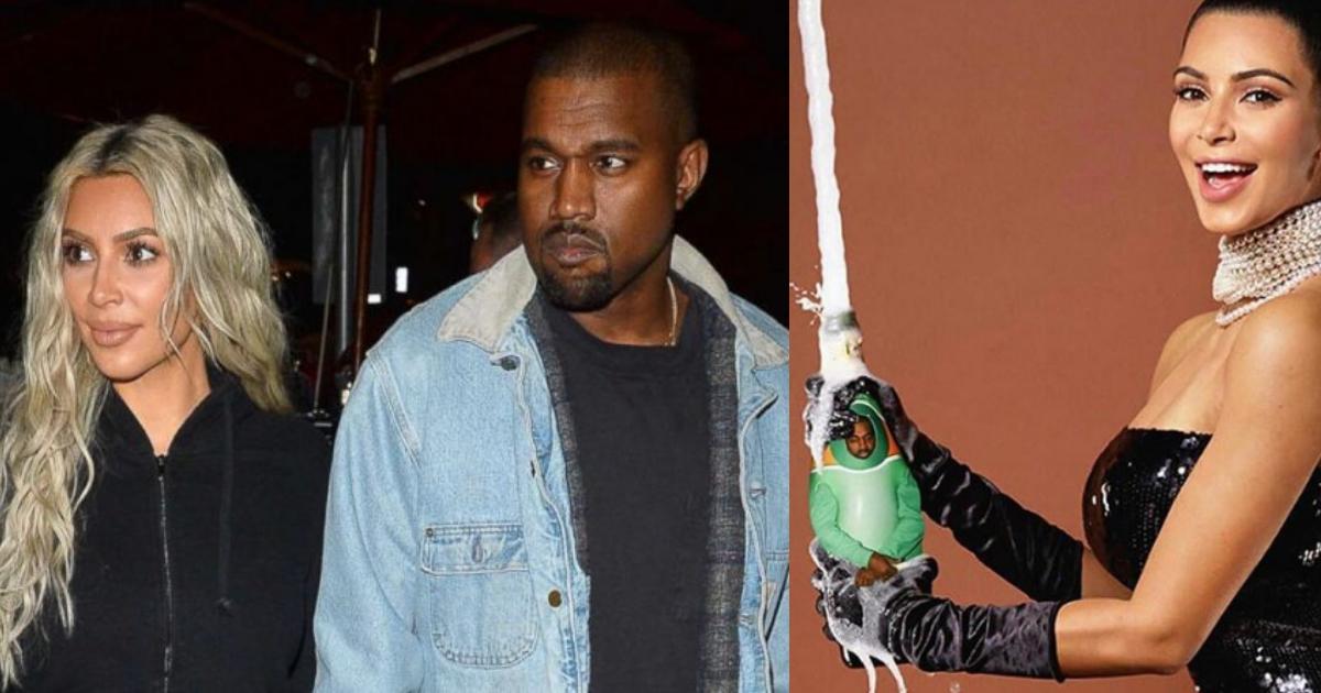 Kanye West Kim Kardashian Historia, Kim Kardashian, Kanye West, Distanciamiento, Divorcio, Hijos Kim Kardashian