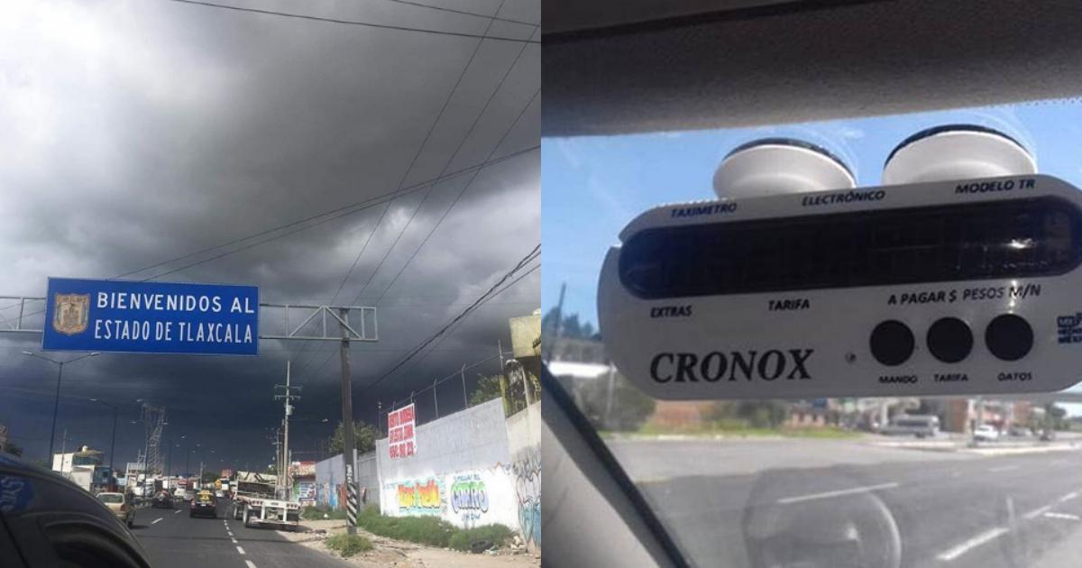Taximetros En Tlaxcala, Tlaxcala, Taxis, Taxímetros, Viaje En Taxi, Taxis Tlaxcala