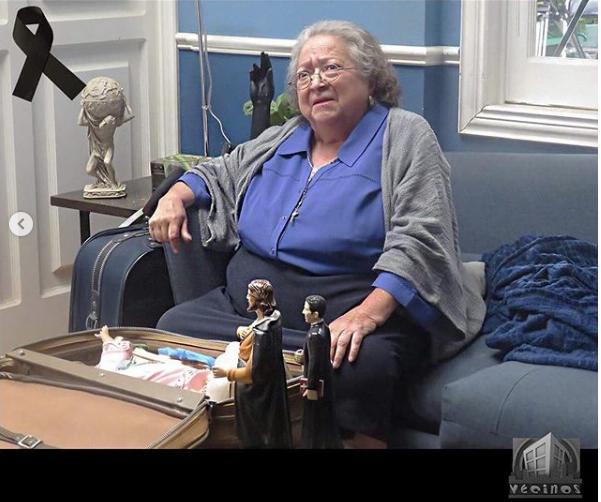 Muere Yolanda Martínez actriz de vecinos