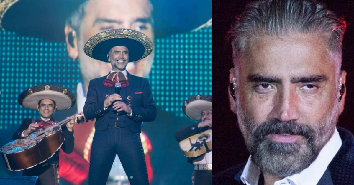 Video Alejandro Fernández Drogado, Alejandro Fernández, Alejadro Fernandez Mexicali, Drogado, Concierto, Video