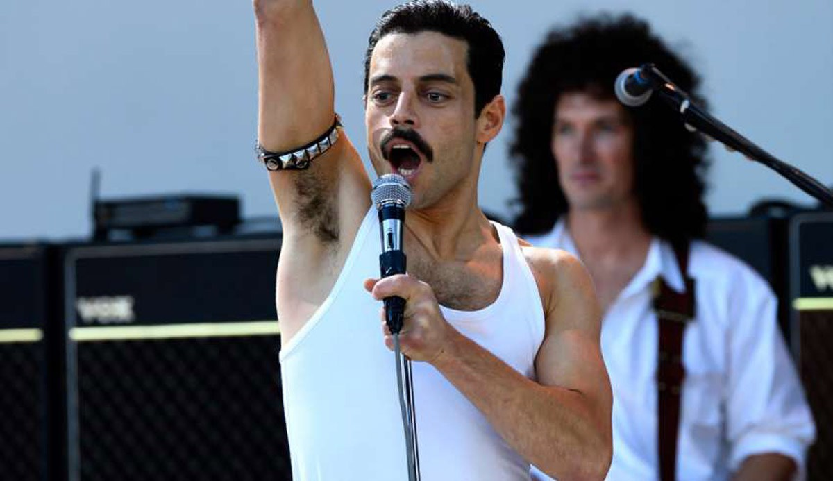 Bohemian Rhapsody es la segunda película más exitosa