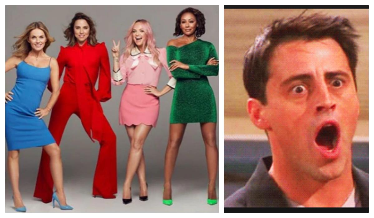 Las Spice Girls anuncian oficialmente gira para 2019