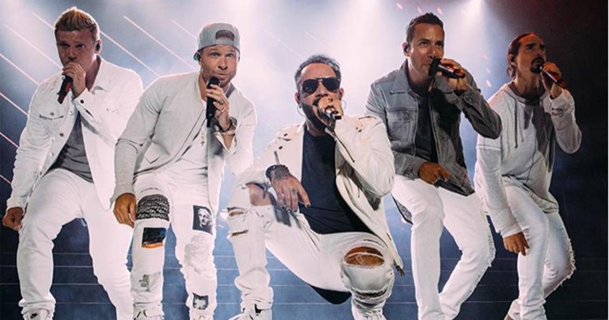 Backstreet Boys anuncian gira mundial y nuevo disco