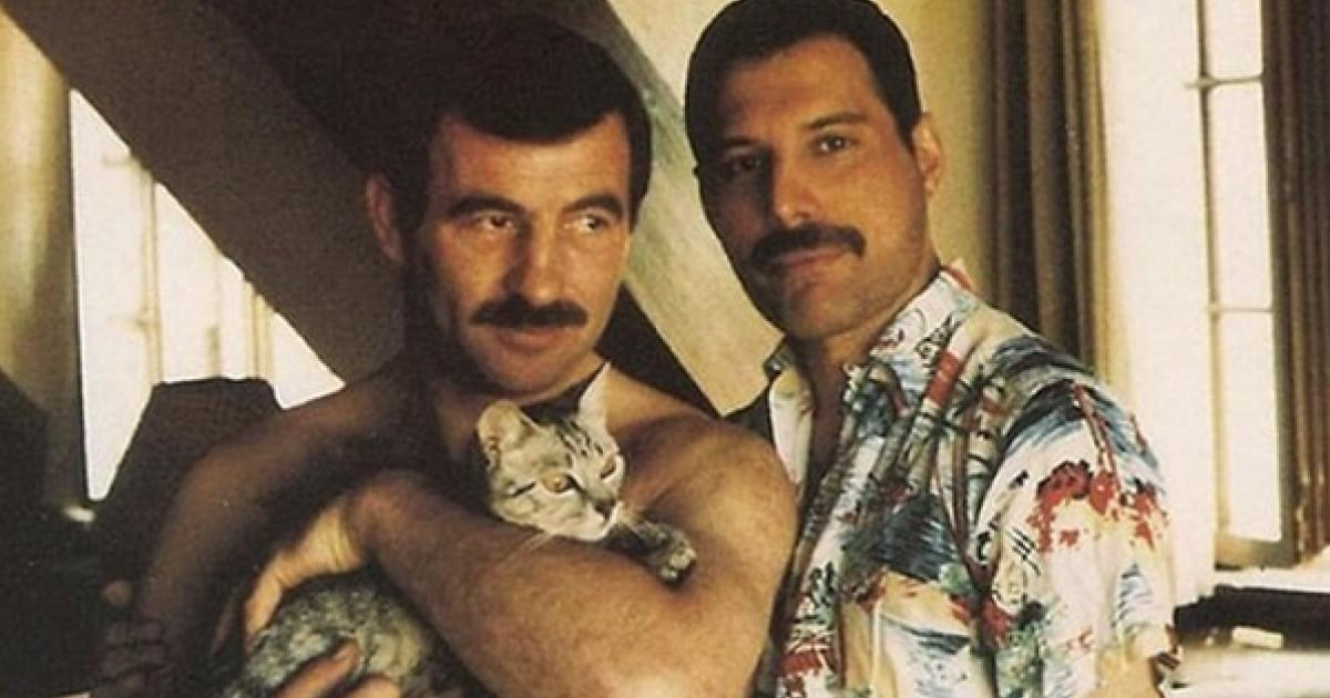Bohemian Rhapsody no mostró a Jim y Freddie Mercury juntos