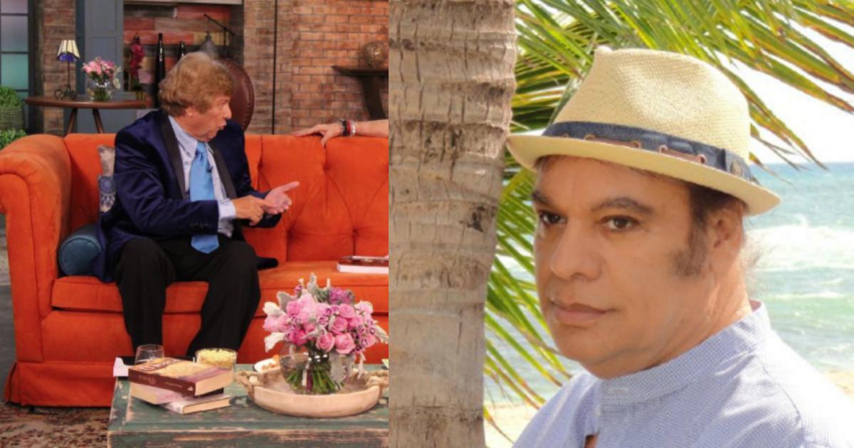 Exmanager de Juan Gabriel explica y confirma que está vivo