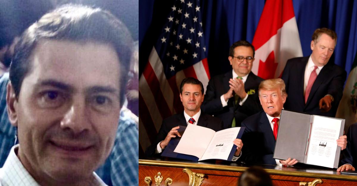 Errores de Peña Nieto en su último día como presidente