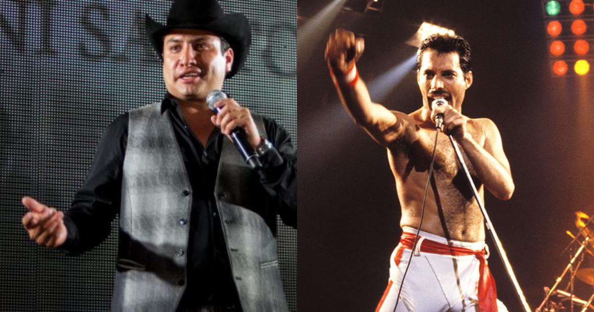 Julión Álvarez We Will Rock You, We Will Rock You, Julión Álvarez, Queen, Freddie Mercury, La Voz México