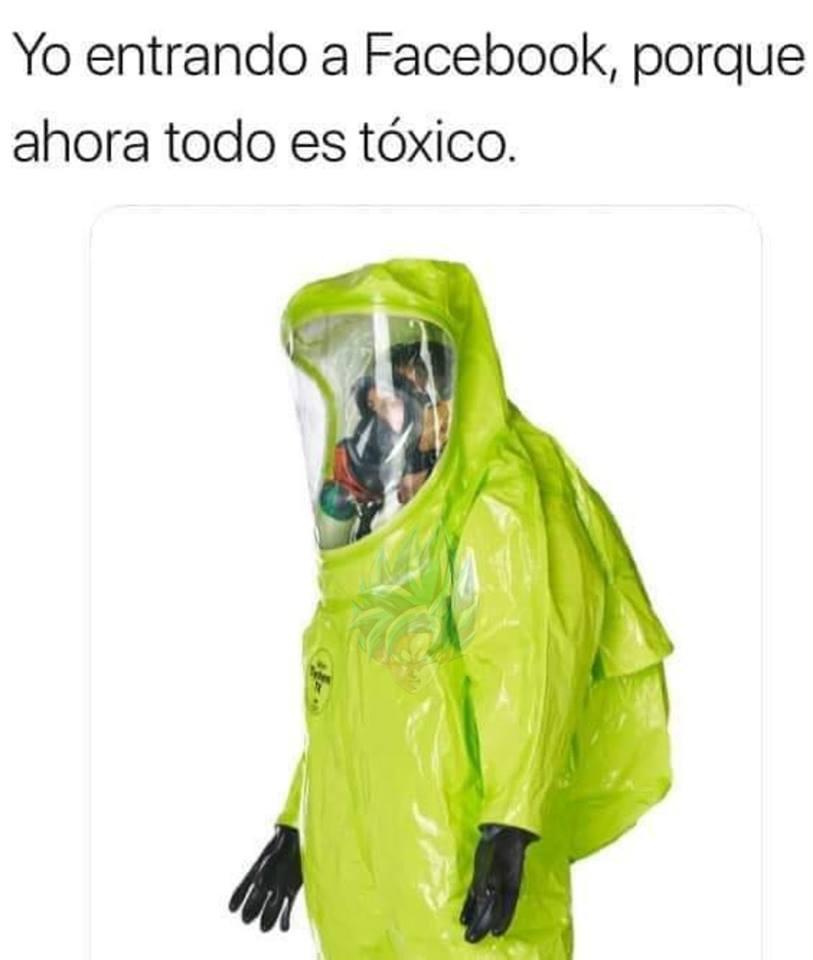 memes de los tóxicos