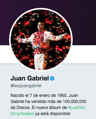 Juan Gabriel no resucitará este 15 de diciembre pero sí en esta fecha