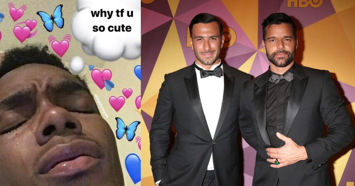 Ricky Martin se convierte en padre de una bebé niña