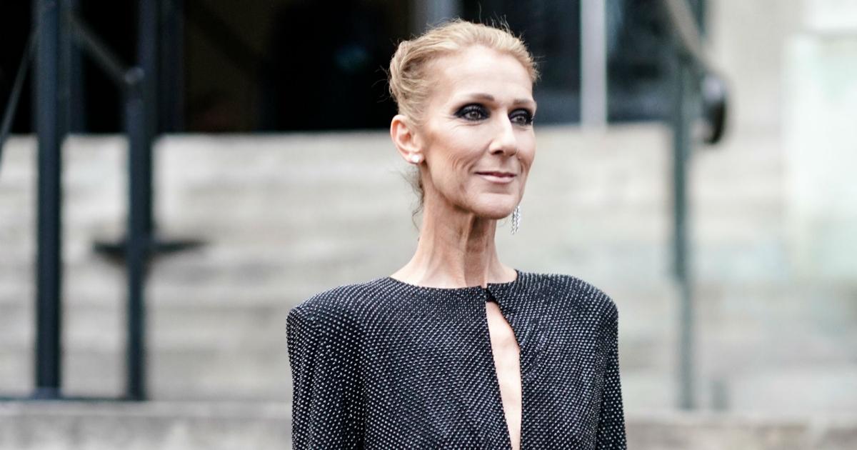2fab130415f Céline Dion responde a críticas por su  delgadez extrema