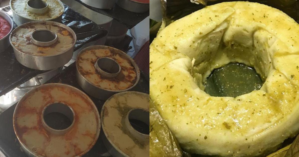 Rosca De Tamal En CDMX, Roscas De Tamal, Tamales En Rosca, Rosca De Tamales, Tamales, Día De La Candelaria