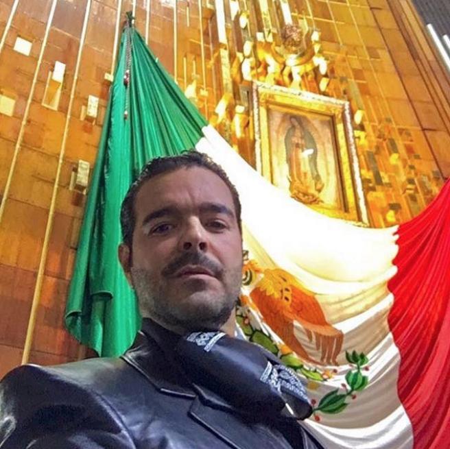 Muere el padre de Pablo Montero