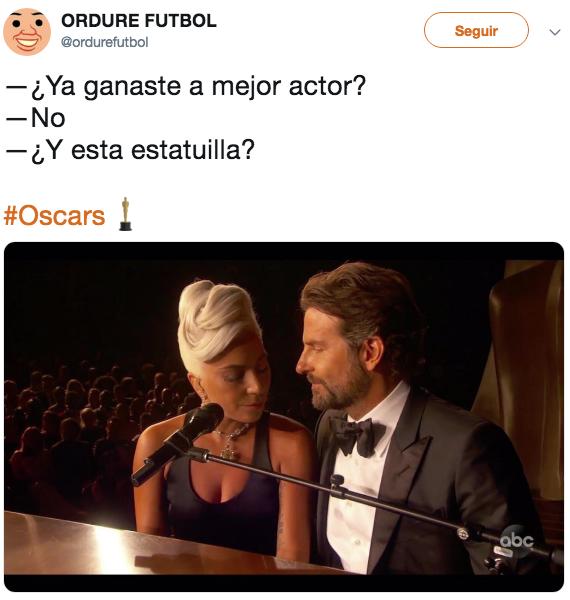 Mejores Memes de la Alfombra Roja de los Oscar