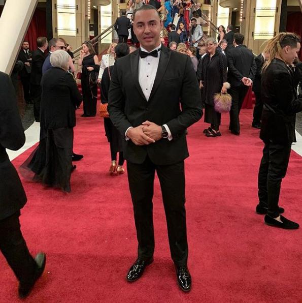 Latin Lover en los premios Oscar