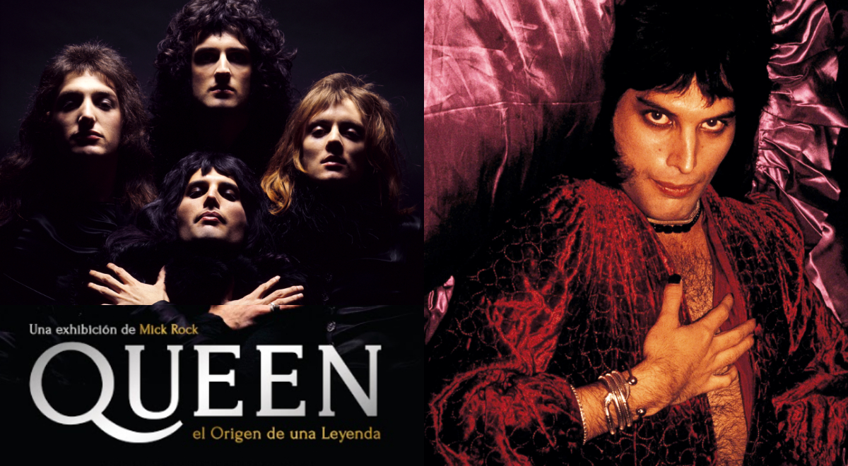 Exposición de Queen en México