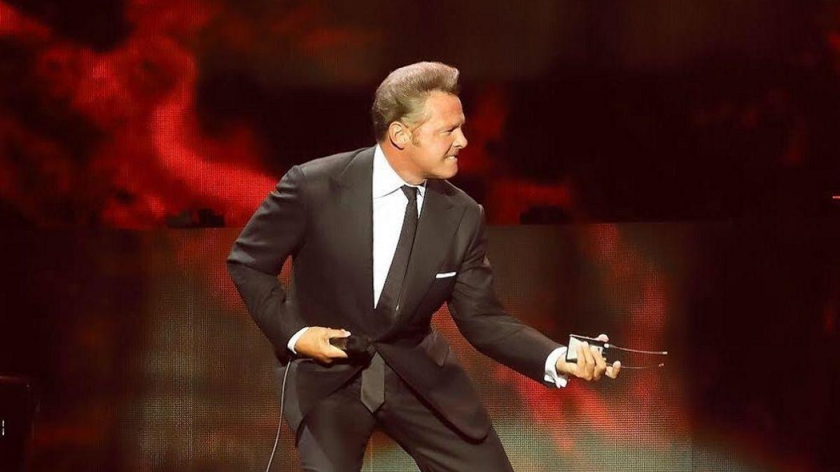 Luis Miguel golpeó empleados a medio concierto