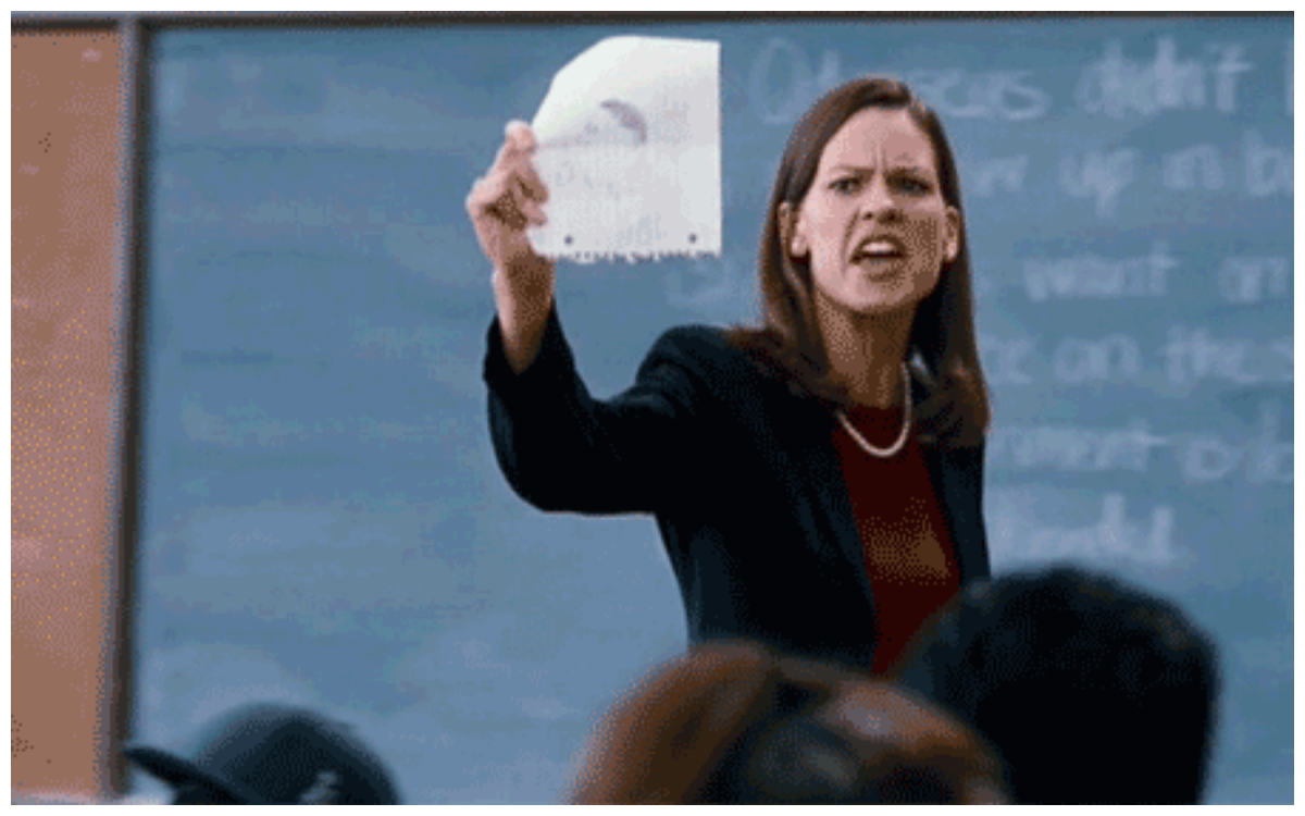 Descubren a maestra de kinder quejarse de sus alumnos