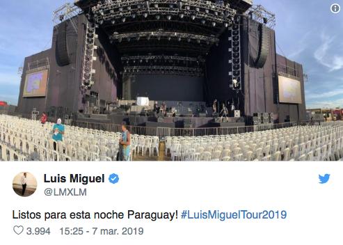 Luis Miguel casi tiene una sobredosis en una fiesta