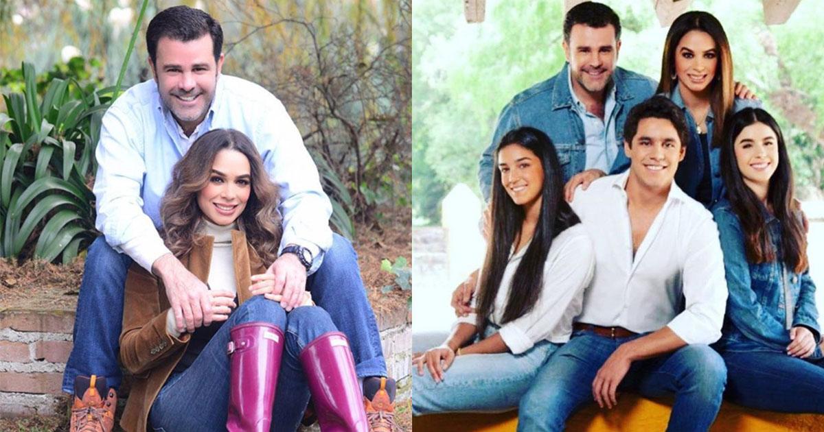 Reality Show Familia Bibi Gaytán, Reality Show Familia Eduardo Capetillo, Eduardo Capetillo, Bibi Gaytán, Bibi Gaytán, Eduardo Capetillo