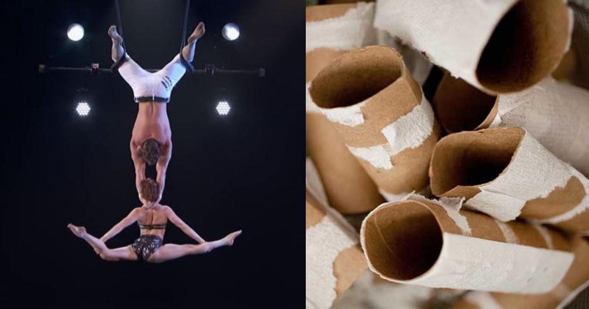 La verdadera historia de la trapecista con diarrea en circo