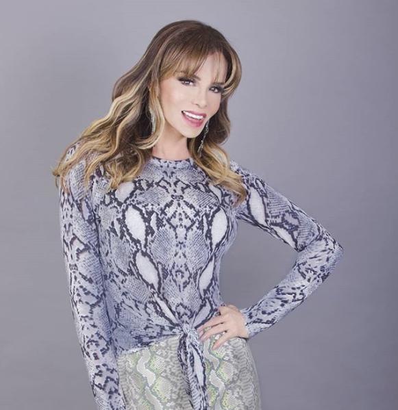 Lucía Méndez estrena su canción en inglés
