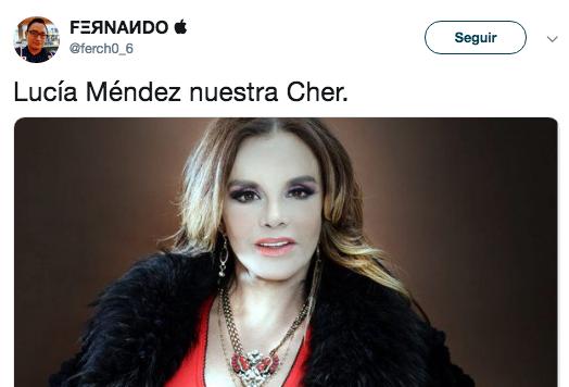 Lucía Méndez presenta nueva canción en Inglés
