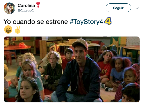 Memes del trailer de Toy Story 4