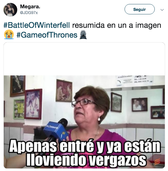 Memes tercer capítulo t8 game of thrones