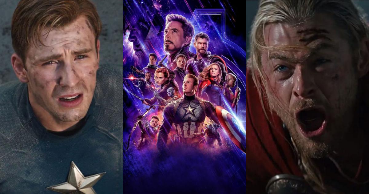 Chris Evans Lloró Con Avengers, Chris Hemsworth Lloró Con Avengers, Avengers Endgame, Chris Evans, Chris Hemsworth, Spoilers