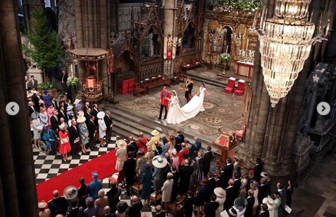 La fría felicitación de William y Kate en el aniversario de su boda