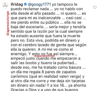 Alejandra Guzmán sale con Christian Estrada, exnovio de su hija