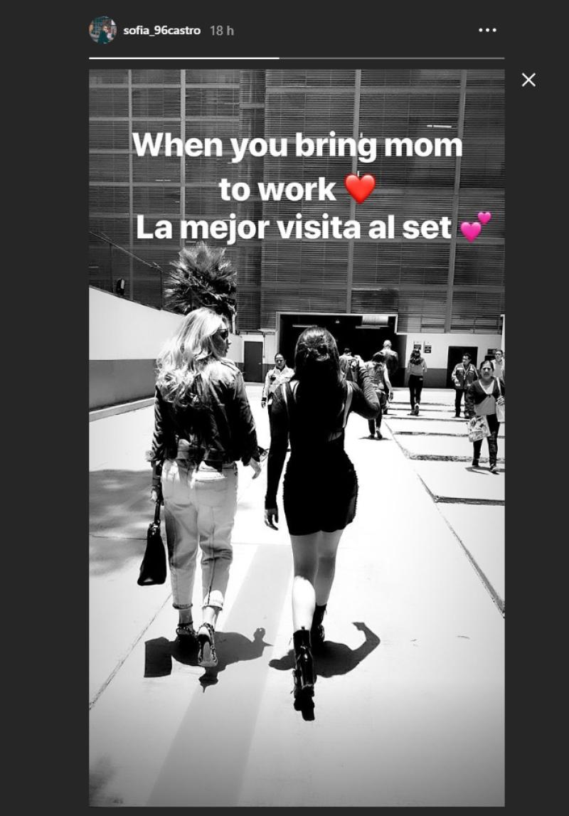 Angélica Rivera regresa a sets de televisa