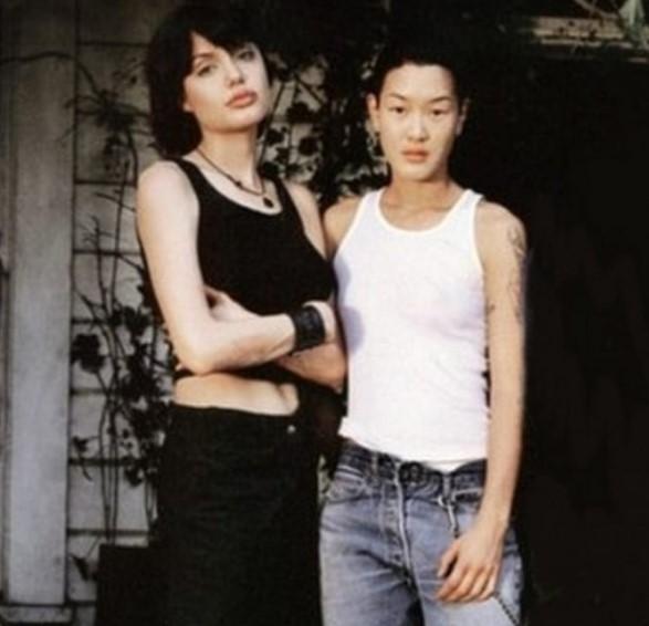 Angelina Jolie confiesa que estuvo a punto de casarse con una modelo asiática