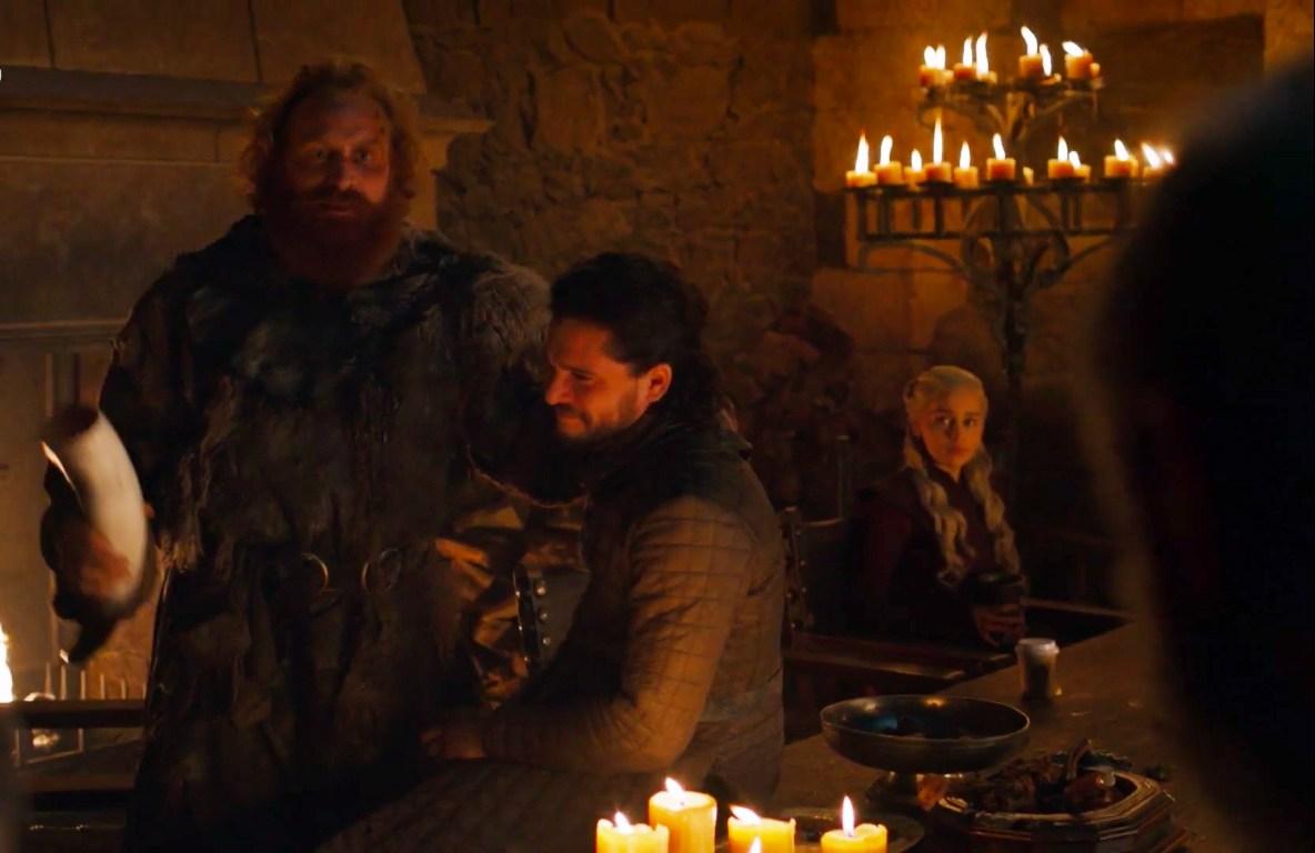 Aparece vaso de Starbucks en episodio de Game of Thrones