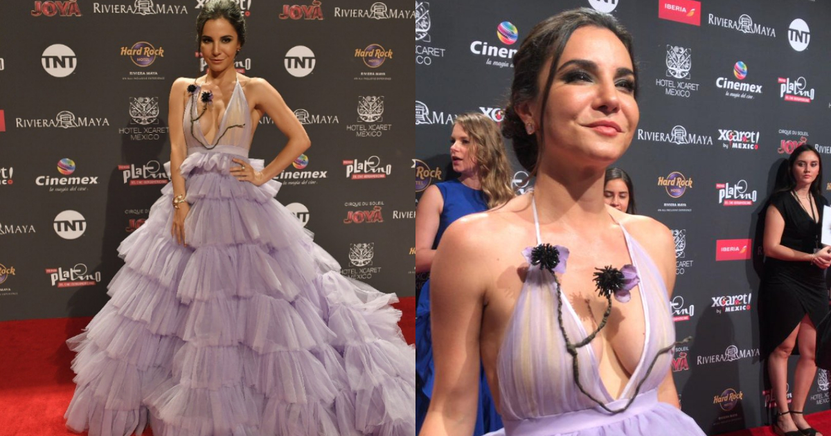 Critican A Martha Higareda En Premios Platino, Critican, Martha Higareda, Premios Platino, México, Premios Platino 2019