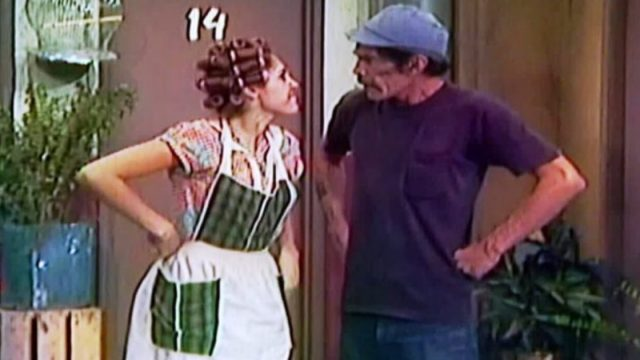 Florinda Meza, Don Ramón, Ramón Valdés, Doña Florinda, El Chavo Del 8, Amistad