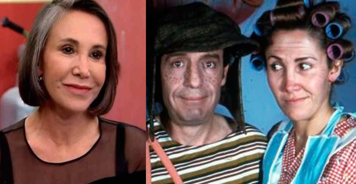 Florinda Meza cómo fue su regreso al cine sin Chespirito